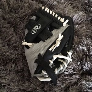Boys t-ball glove
